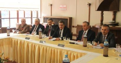 BAKKA Ocak Ayı Toplantısı Karabük'te Yapıldı