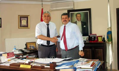 Bakka'dan Belediye'ye Destek