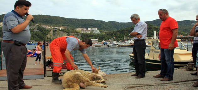 Balık Avı Sezonu Kurban ve Dualarla Açıldı