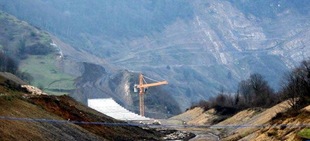 Baraj Yolu 28 Ekim'de İhaleye Çıkıyor