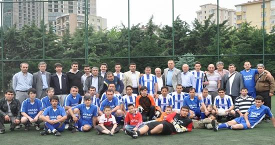 Barkumder futbol turnuvası devam ediyor