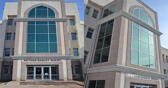 Bartın Adalet Sarayı için tahsis yapıldı, top Belediye'de