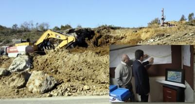 Bartın-Amasra Tünel İnşaatı başladı