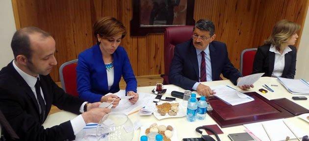 Bartın Belediye Meclisi İlk Toplantısını Yaptı