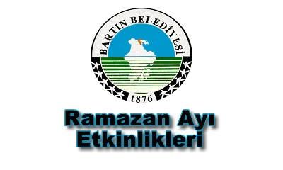 Bartın Belediyesi Ramazan Etkinlikleri