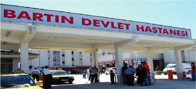 Bartın Devlet Hastanesi altyapısı güçlendiriliyor