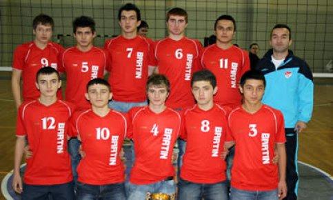 Bartın EML, finale çıktı 3-2