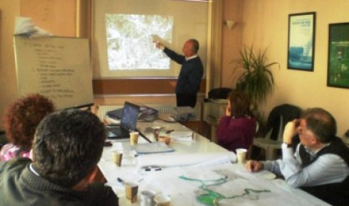 Bartın Irmağı çalışma komisyonu toplandı