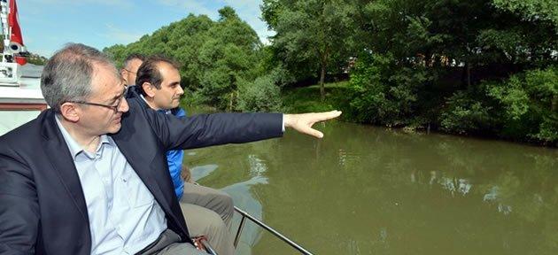 Bartın Irmağı'na 400 Milyon TL'lik Proje