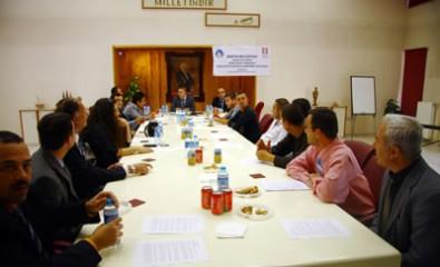 Bartın Limanı Konteyner Terminali Fizibilite Etüdü bilgilendirme toplantısı yapıldı