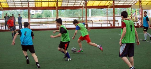Bartın Lisesi ve D.Fırıncıoğlu Finalde