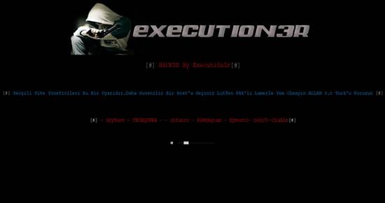 Bartın Müftülüğü internet sitesi çökertildi