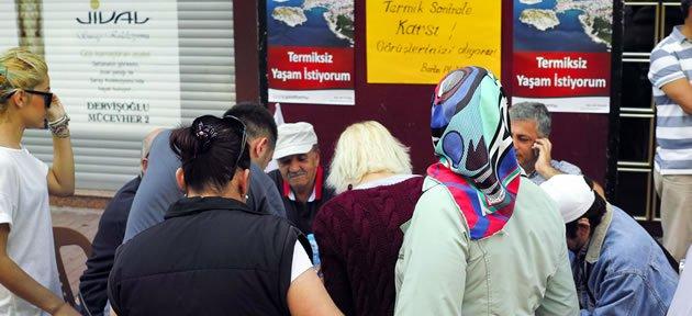 Amasra Termik Santrali ÇED toplantısı 18 Eylül'de