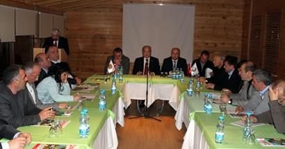 Bartın TSO Kasım ayı Meclis Toplantısı Amasra'da yapıldı