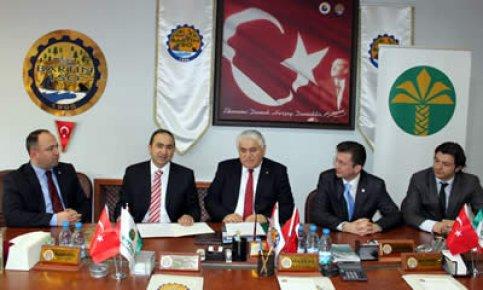Bartın TSO, Kuveyt Türk İşbirliği Protokolü