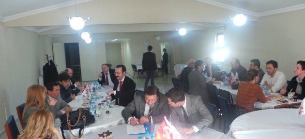 Bartın TSO'da Dış Ticaret Semineri Düzenlendi