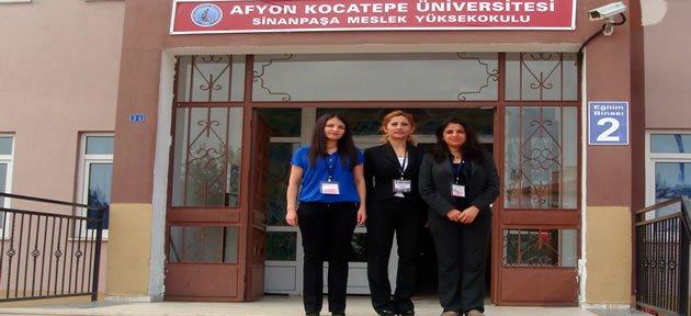 Bartın Üniversitesi Afyon'da kongrede
