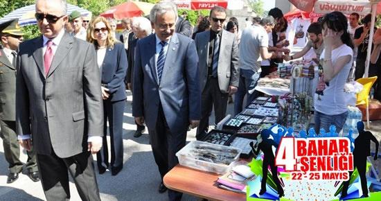 Bartın Üniversitesi Bahar Şenlikleri başladı