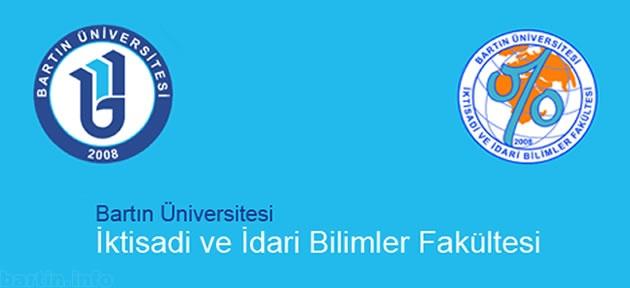 Bartın Üniversitesi İİBF dekanlığına atama