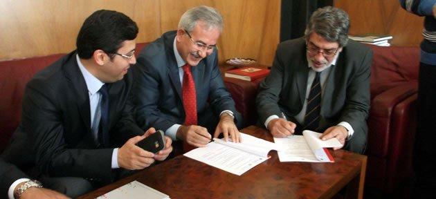 Bartın Üniversitesi ile Napoli Üniversitesi arasında işbirliği