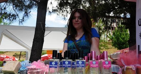 Bartın Üniversitesi markalı Parfüm, Krem ve Sabun