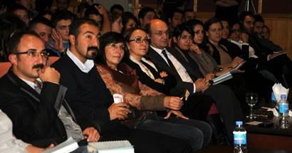 Bartın Üniversitesi'nde Yeni Ufuklar konulu konferans