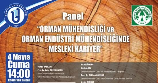 Bartın Üniversitesi'nden Kariyer Paneli