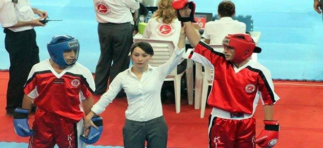 Bartın Üniversitesi'nden Türkiye Şampiyonu