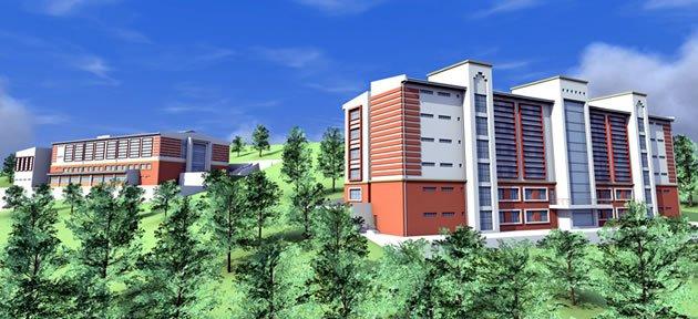 Bartın Üniversitesi'ne 3 Yılda 225 Milyon TL