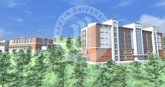 Bartın Üniversitesi'nin Yeni Binaları 23 Ocak'ta İhaleye Çıkıyor