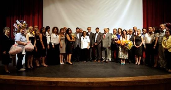 Bartın Yöresel El Sanatları Projesi ödül töreni