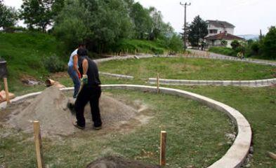 Bartın'a 4 yeni park