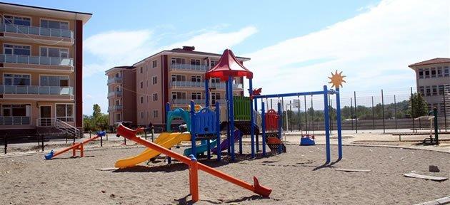 Bartın'a Dört Yeni Çocuk Parkı