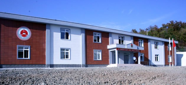 Bartın'a Modern Açık Ceza Evi