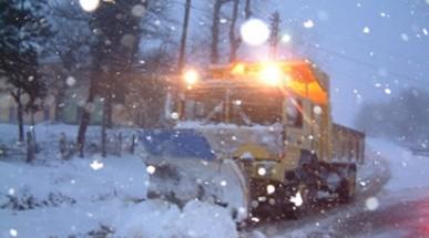 Bartın'da 83 köy yolu ulaşıma kapandı