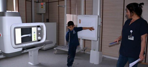 Bartın'da Dijital Röntgen Dönemi