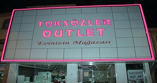 Bartın'ın İlk Outlet Mağazası Toksözler Tarafından Açıldı
