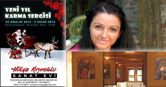 Bartınlı Ressam Dilek Özmen İstanbullu sanatseverlerle buluşuyor