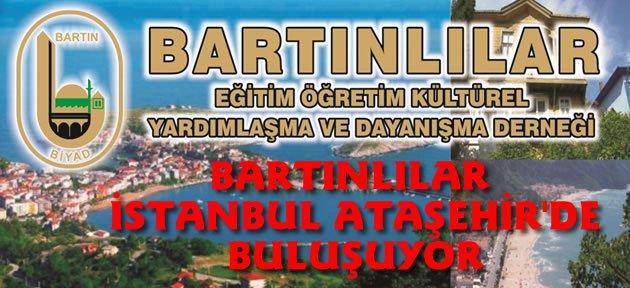 Bartınlılar İstanbul'da Buluşuyor