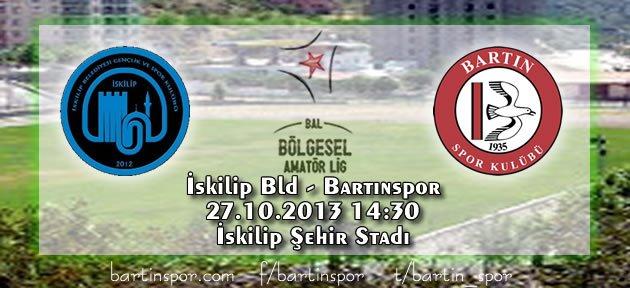 Bartınspor maçı öncesi İskilip'in Cezaları Açıklandı