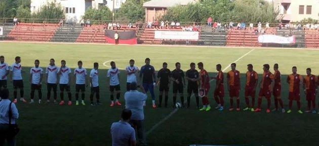 Bartınspor sezonu Galatasaray'la açtı