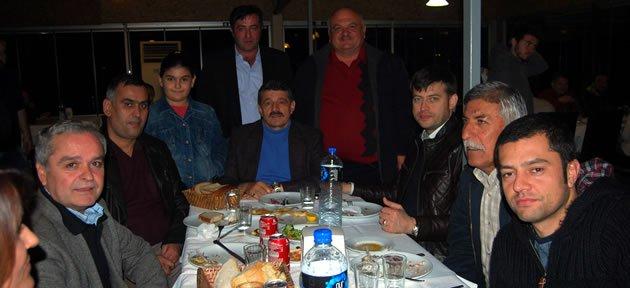 Bartınspor'a Galibiyet Yemeği