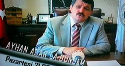 Başkan Akın, Ayhan Acar'ın konuğu