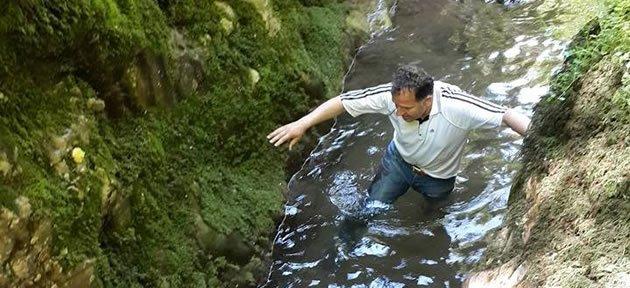 Başkan Can Suyu Kaynağında İnceledi