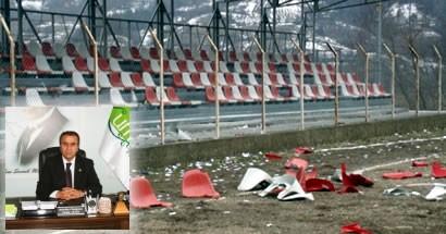 Başkan Çetin Kozcağız Belediyespor maçını değerlendirdi