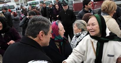 Başkan Umre yolcularını uğurladı