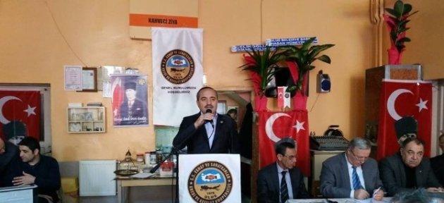 Başkan Uzun, Kooperatif Genel Kuruluna Katıldı
