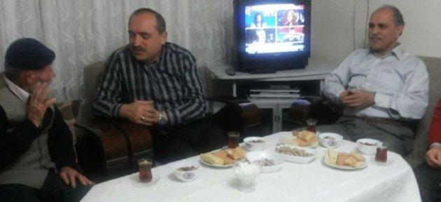 Başkan Uzun'dan 100 Yaşındaki Bostancı'ya Ziyaret