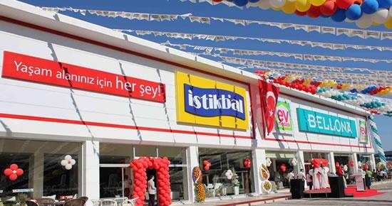 Batı Karadeniz'in en büyük İstikbal ve Bellona mağazası açıldı