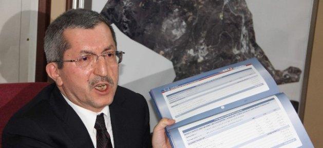 Belediye Başkanı Vergili'den, Şahin'e Cevap